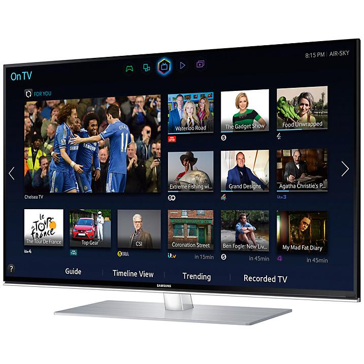 Телевизор Samsung H6700