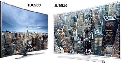 Телевизор Samsung JU6500/JU6510